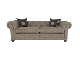 Tetrad Harris Tweed Castlebay Grand Sofa