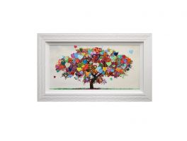 Tree Of Love Liquid Art