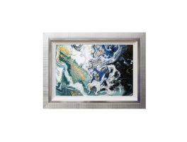 Tidal Abstract I Liquid Art