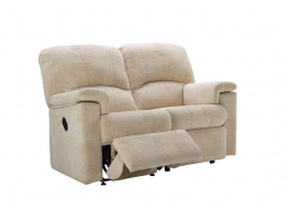 G Plan Chloe 2 Seater Manual Recliner Sofa Double