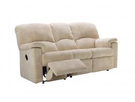 G Plan Chloe 3 Seater Manual Recliner Sofa