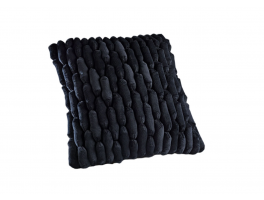 Dreamweavers Cobble Black Cushion