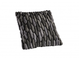 Dreamweavers Cobble Smoke Cushion