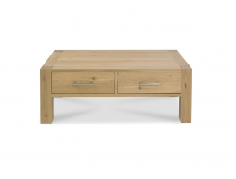 Brienne Light Coffee Tables with Drawers