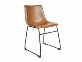 Bluebone Cooper Tan Dining Chair (x2)