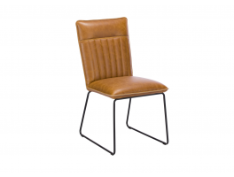Busker Cooper Dining Chair Tan
