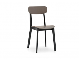 Calligaris Cream Dining Chair