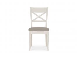 Lyanna Cross Back Dining Chair (Pair)