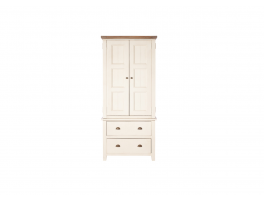 Cotswold Bedroom Small Double Wardrobe