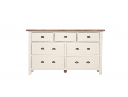 Cotswold Bedroom 7 Drawer Wide Chest