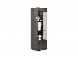 Alf Italia Ferrara Living and Dining Display Cabinet with LED Lighting