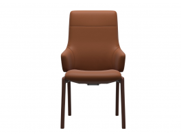 Stressless Chilli High Back Dining Chair (L) with Arms D100