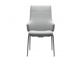 Stressless Chilli High Back Dining Chair (L) with Arms D300