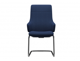 Stressless Chilli High Back Dining Chair (L) with Arms D400