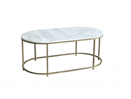 Andromeda Astrid Oval Coffee Table