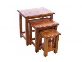 Ancient Mariner East Indies Nest of Tables