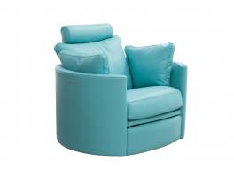 Fama Moon Relax Swivel & Rocking Armchair