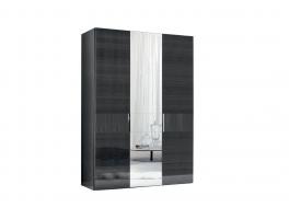 Alf Italia Ferrara Bedroom 3 Door Swinging Wardrobe