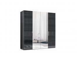 Alf Italia Ferrara Bedroom 4 Door Swinging Wardrobe