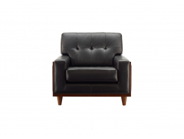 G Plan Vintage Fifty Nine Leather Armchair