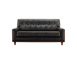 G Plan Vintage Fifty Nine 2 Seater Leather Sofa