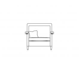 Duresta Gabrielle Chair