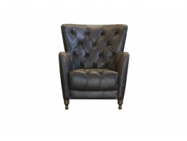 Alexander & James Hansel Leather Chair