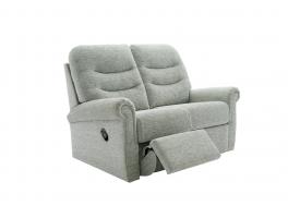 G Plan Holmes 2 Seater LHF Manual Recliner Sofa