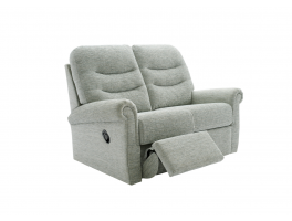 G Plan Holmes 2 Seater LHF Power Recliner Sofa