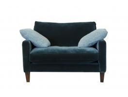 Alexander & James Hoxton Snuggler Chair