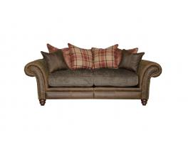Alexander & James Hudson 2 Seater Pillow Back Sofa