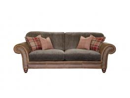 Alexander & James Hudson 3 Seater Standard Back Sofa