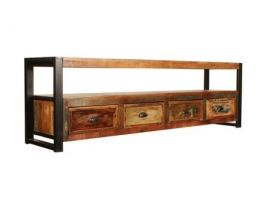 Baumhaus Urban Chic Large TV Unit