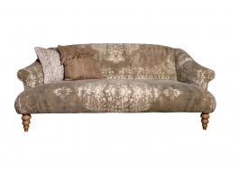 Tetrad Jacaranda Petit Sofa