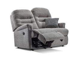 Sherborne Keswick Small 2 Seater Manual Recliner Sofa