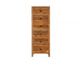Ruston Bedroom 6 Drawer Tall Chest