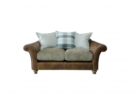 Alexander & James Lawrence 2 Seater Pillow Back Sofa