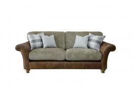 Alexander & James Lawrence 3 Seater Standard Back Sofa
