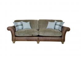 Alexander & James Lawrence 4 Seater Standard Back Sofa