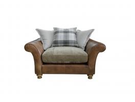 Alexander & James Lawrence Snuggler Pillow Back Chair