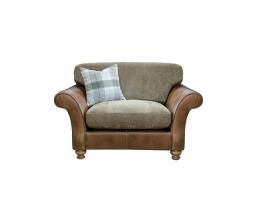 Alexander & James Lawrence Snuggler Standard Back Chair