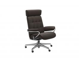 Stressless London Adjustable Headrest Office Chair
