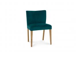 Brienne Light Sea Green Velvet Chair (Pair)