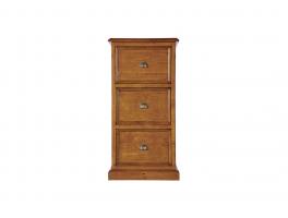 Thornbury Office 3 Drawer Filing Cabinet