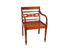 Ancient Mariner Mahogany Village Raffles Chair