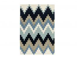Asiatic Matrix Cuzzo Blue Rug
