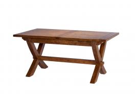 Colorado X-Leg Extending Dining Table