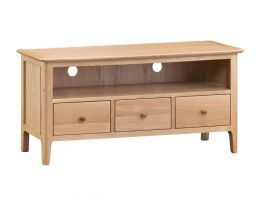 Scandi Dining Large TV Cabinet