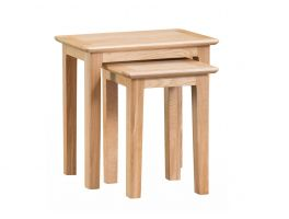 Scandi Dining Nest of 2 Tables