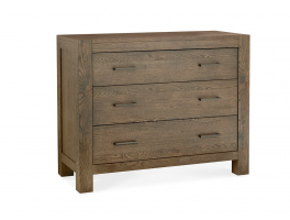 Brienne Bedroom 3 Drawer Chest